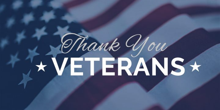 Saluting those who have served our Country!
